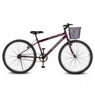 Imagem - Bicicleta Aro 26 Magie sem Marchas Violeta Kyklos cód: MKP000024000205
