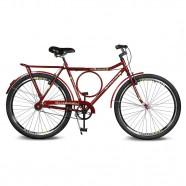 Imagem - Bicicleta Aro 26 Freio Manual A-36 Vermelho Kyklos cód: MKP000024000315