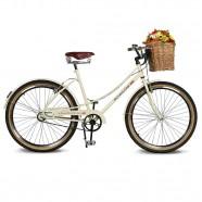 Imagem - Bicicleta Aro 26 Jolie 2.0 Bege Kyklos cód: MKP000024000319