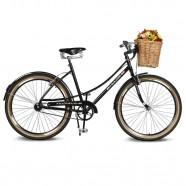 Imagem - Bicicleta Aro 26 Jolie 2.0 Preto Kyklos cód: MKP000024000321
