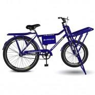 Imagem - Bicicleta Aro 26 Cargo 4.7 A-36 E V-brake Azul Kyklos cód: MKP000024000332