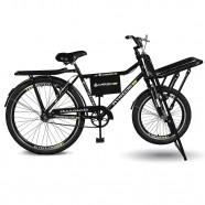 Imagem - Bicicleta Aro 26 Cargo 4.7 A-36 E V-brake Preto Kyklos cód: MKP000024000333