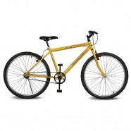 Imagem - Bicicleta Aro 26 Move sem Marchas Amarelo Kyklos cód: MKP000024000344