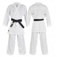 Imagem - Kimono Karatê Kumite FighterWKF Tamanho 175 Branco Adidas cód: MKP000026000636