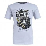 Imagem - Camiseta Cinza com Gelo P Mks Combat cód: MKP000026000652