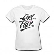 Imagem - Camiseta Girl Power Feminina Branco G Mks Combat cód: MKP000026000653