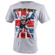 Imagem - Camiseta Nations Noble Art GG Mks combat cód: MKP000026000690