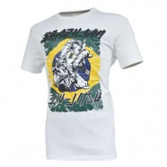 Imagem - Camiseta Nations Brazilian Jiu Jitsu Creme Mks Combat cód: MKP000026001515