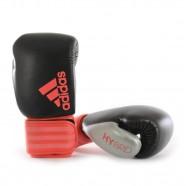 Imagem - Luva De Boxe Adidas Hybrid 200 Dynamic Fit Preto/rosa -10 Oz cód: MKP000026001609