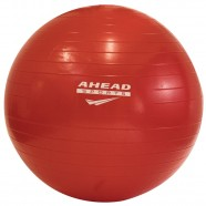 Imagem - Bola para Pilates Rosa 55cm Ahead Sports AS1225A cód: MKP000028000174