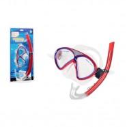 Kit Mergulho Premium WMB07521A Vermelho Winmax