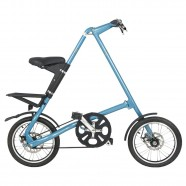Imagem - Bicicleta Dobrável Cicla Azul Igitop cód: MKP000050000002