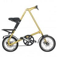 Imagem - Bicicleta Dobrável Cicla Dourada Igitop cód: MKP000050000004