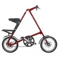 Imagem - Bicicleta Dobrável Cicla Vermelha Igitop cód: MKP000050000008