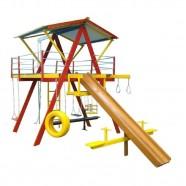 Imagem - Playground De Madeira Grande - Mundo Da Criança cód: MKP000054000004