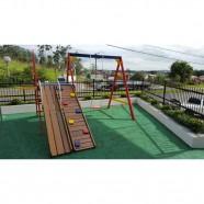 Imagem - Playground De Madeira - Mundo Da Criança cód: MKP000054000009