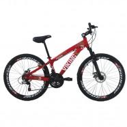 Bicicleta Freeride Aro 26 Freio a Disco 21 Vel. Viking X