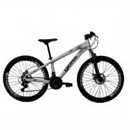 Imagem - Bicicleta Aro 26 FRX Freeride 21 Velocidades Branco Gios cód: MKP000163000089