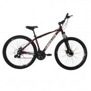 Imagem - Bicicleta Aro 29 em Alumínio Preto/Vermelho Absolute Nero cód: MKP000163000158