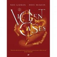 Livro Violent Cases