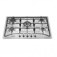 Imagem - Cooktop à Gás Suggar Inox 5 Queimadores Bivolt FG5135IX cód: MKP000192002171