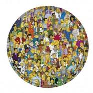 Imagem - Bandeja Simpsons Redonda Original 30x30x3cm Trevisan Concept cód: MKP000196000018