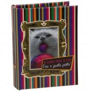 Imagem - Álbum Kitten Cor Exclusivo 18x14x5cm Trevisan Concept cód: MKP000196000275