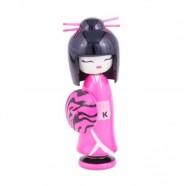 Imagem - Boneca Kokeshi Nail Chic Diva Original Trevisan Concept cód: MKP000196000315
