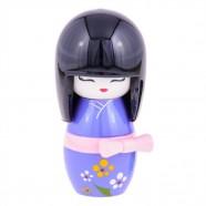 Imagem - Boneca Kokeshi Poderosa Original Trevisan Concept 13x7x5cm cód: MKP000196000319