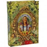 Imagem - Livro Caixa Brasil Chic Pavão Exclusivo Trevisan Concept cód: MKP000196000444
