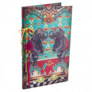 Imagem - Moleskine Abracadabra Elefante Exclusivo Trevisan Concept cód: MKP000196000454