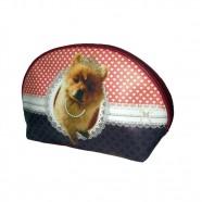 Necessaire Pet Pop Cachorro 15x27x2cm Trevisan Concept
