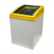 Freezer Horizontal 150 Litros Amarelo Ártico 220V FH150B