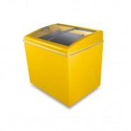 Imagem - Freezer Horizontal FH300C 300L Amarelo Ártico 220v cód: MKP000227000048