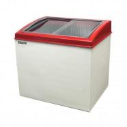 Freezer Horizontal 300L Fh300b Vermelho Ártico 220V