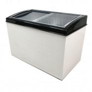 Freezer Horizontal Tripla Ação 400L FH400B Preto Ártico 220V