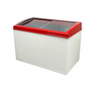Freezer Horizontal 400L FH400B Vermelho Ártico 220V