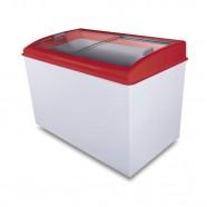 Imagem - Freezer Horizontal 400L FH400B Vermelho Ártico 220V cód: MKP000227000069