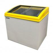 Imagem - Freezer Horizontal 300L FH300B Amarelo Ártico 110V cód: MKP000227000098