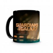 Caneca Artgeek Guardiões Da Galáxia Baby Groot Preta