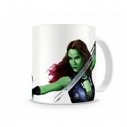Caneca Artgeek Guardiões Da Galáxia Gamora II