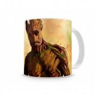 Caneca Artgeek Guardiões Da Galáxia Groot