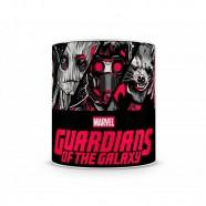 Caneca Artgeek Mágica Guardiões Da Galáxia Cartoon HQ