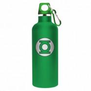 Garrafa Alumínio Dc Green Light Logo - Artgeek