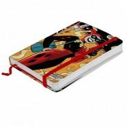 Caderneta de Anotação Dc Harley Quinn Wth a Gun Colorido A6 - Artgeek
