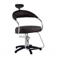 Cadeira para Salão de Beleza Dompel Futura 3700 HPN Preta