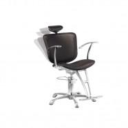 Cadeira Salão de Beleza Reclin Hidráulica Lumia Pta - Dompel