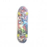 Skate Infantil Os Vingadores DM Toys Ref 017 c630e47b818