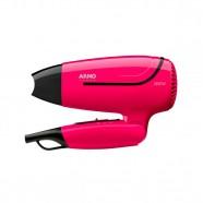 Secador Cabelo Arno Nomad + Chapinha Taiff Color Rosa Bivolt
