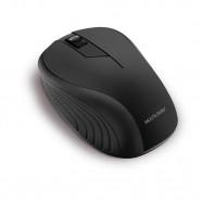 Imagem - Mouse Multilaser sem Fio 2.4ghz Preto USB MO212 cód: MKP000278001664